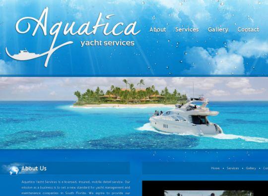 Aquatica Yacht Services