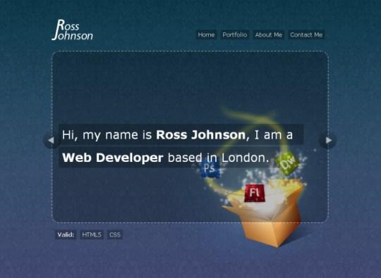 Ross Johnson