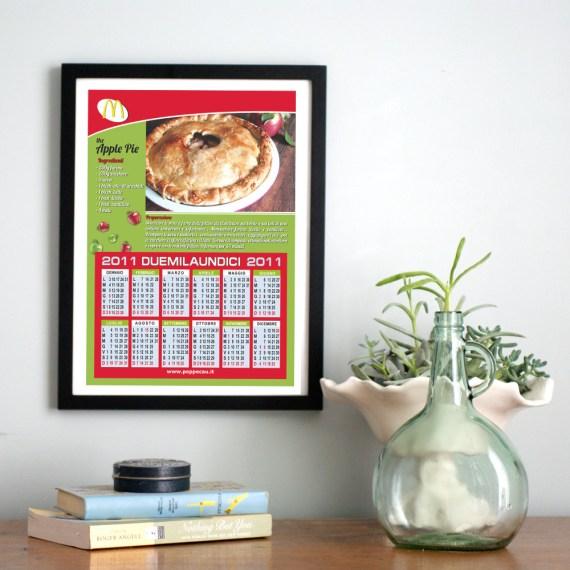 Tutorial Illustrator - Creare un calendario per il 2011