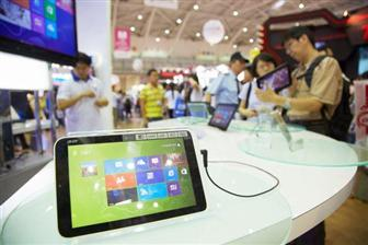 Windows tablets growing popular in Japan and Korea