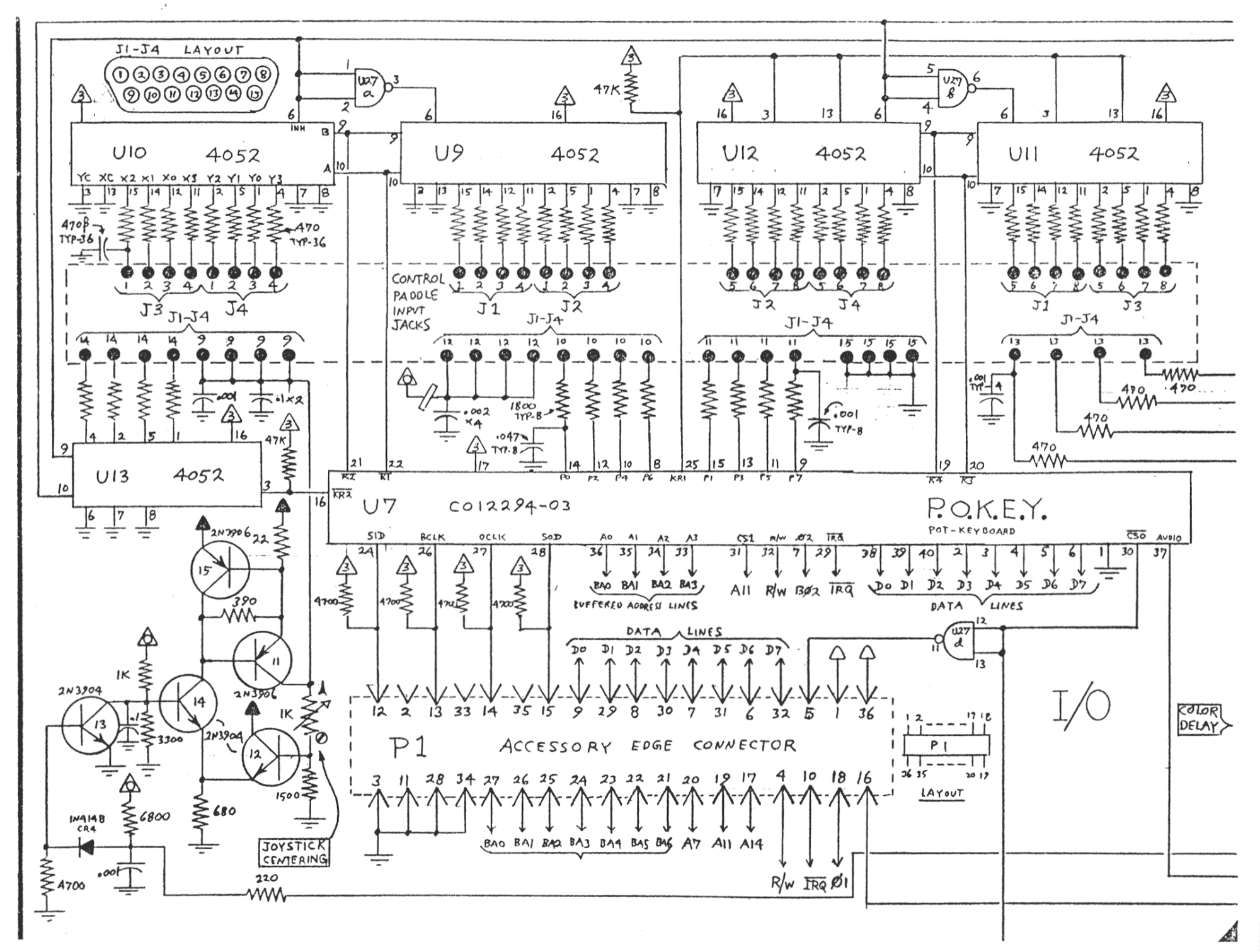 I O Schematic Powerking