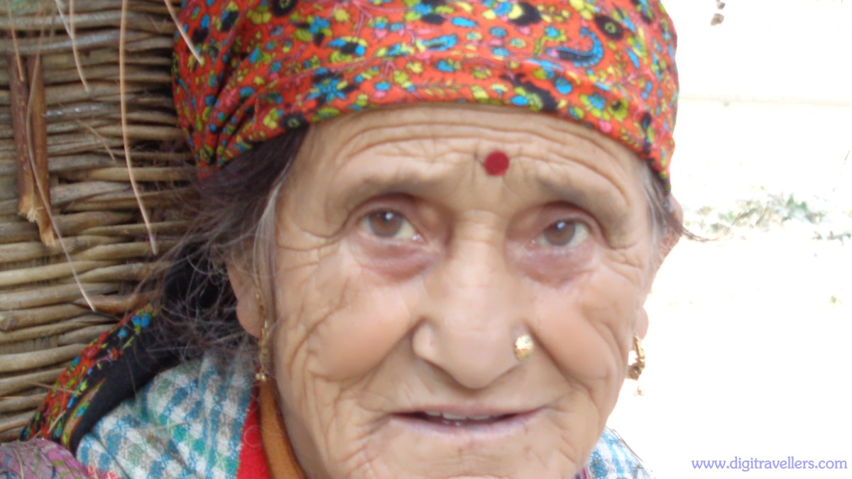 Local People of Manali