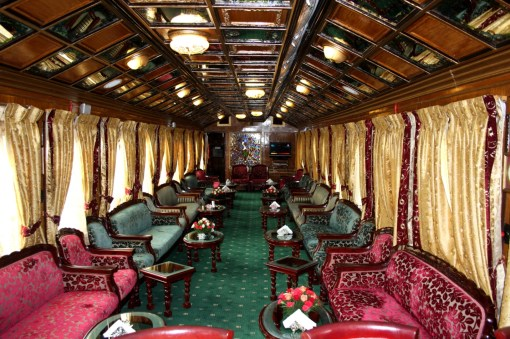 Palace on Wheels : Source