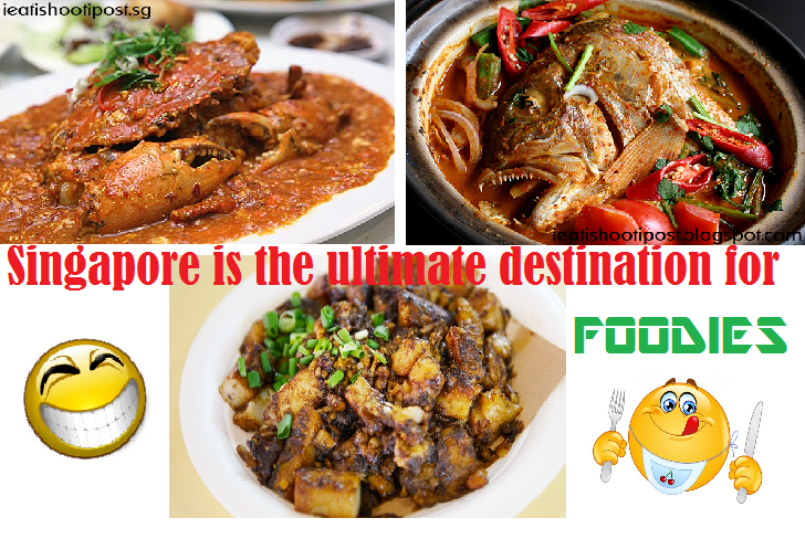 Ultimate Destination for Foodies