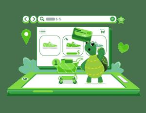 ECcommerce Development | Digiturtle Mareketing