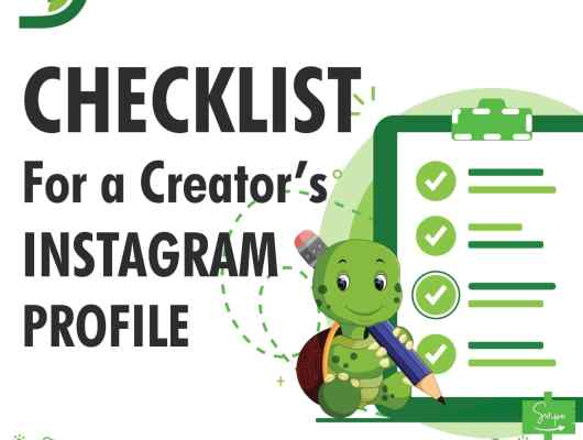 Checklist For Instagram Creator Account