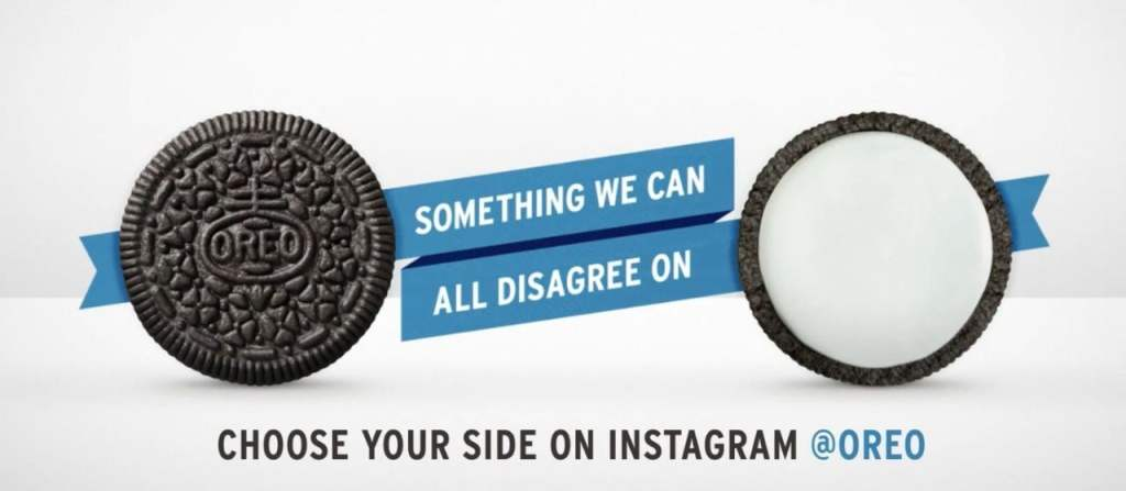 Example of Event Hashtags by Oreo for Instagram Creator Account | Digiturtle