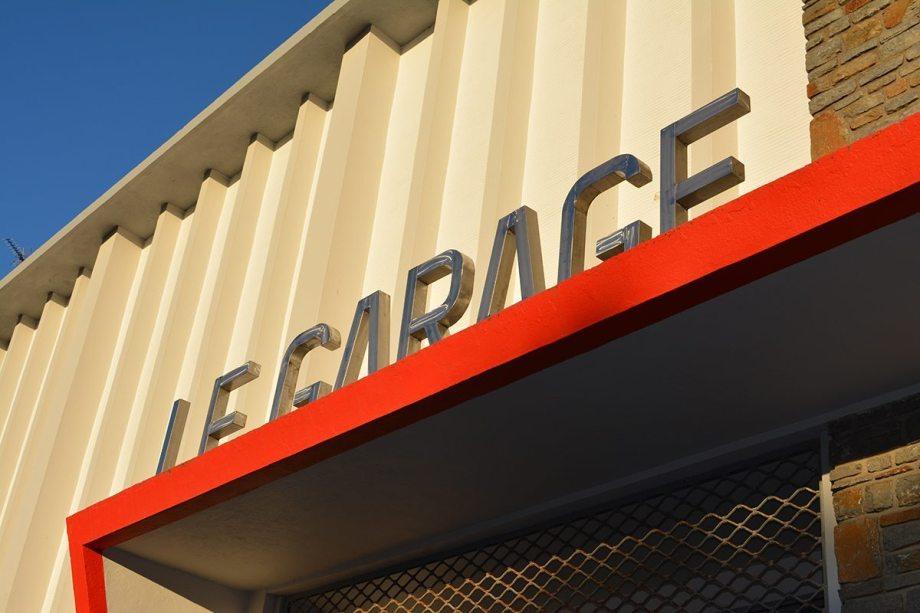 Inscription au Salon du Bien Être au Garage à Saint-Nazaire. Cliquez le images SVP !