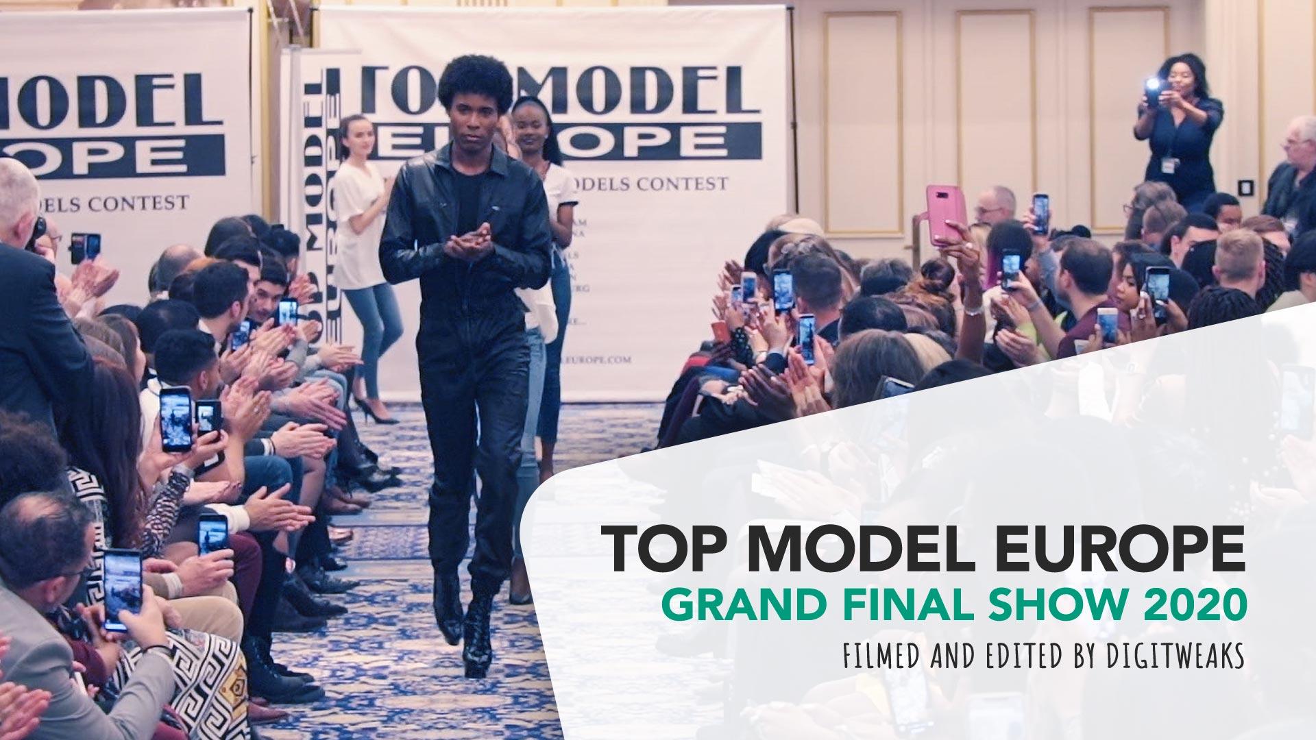 Top Model Europe 2020