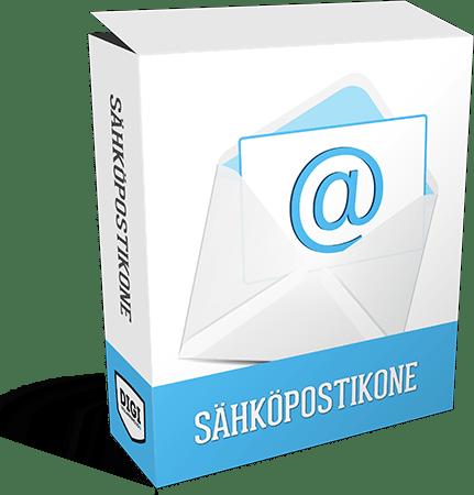 Sähköpostikone