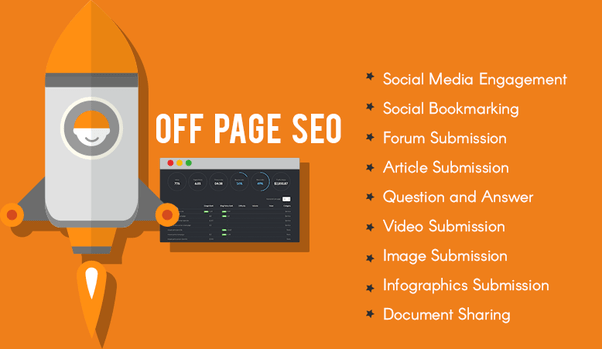 off page seo techniques 2018