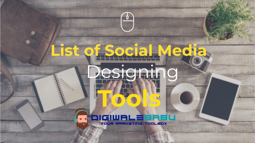 List of Social Media Designing Free tools
