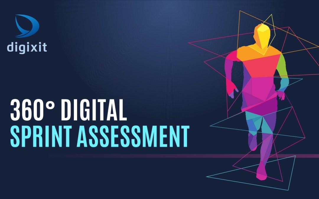 Digital Sprint 360°Assessment – Recherche d'entreprises pilotes