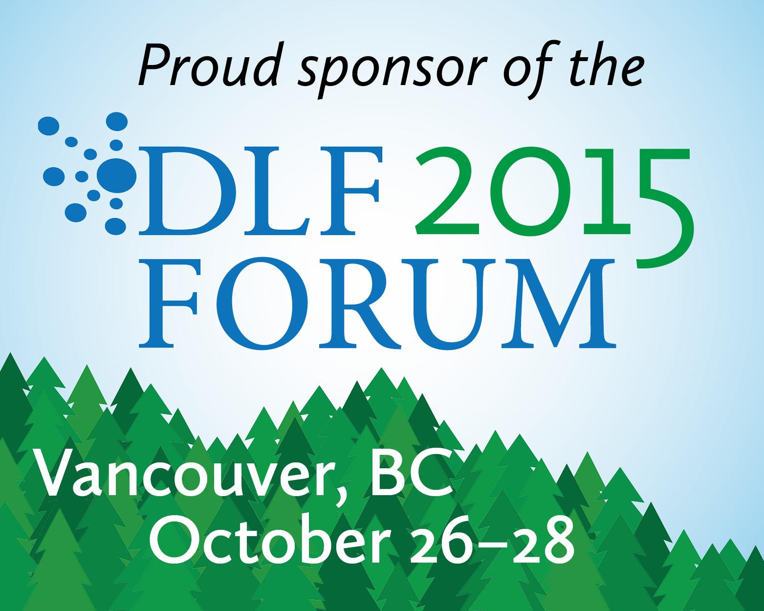 LYRASIS at the DLF Forum - DLF