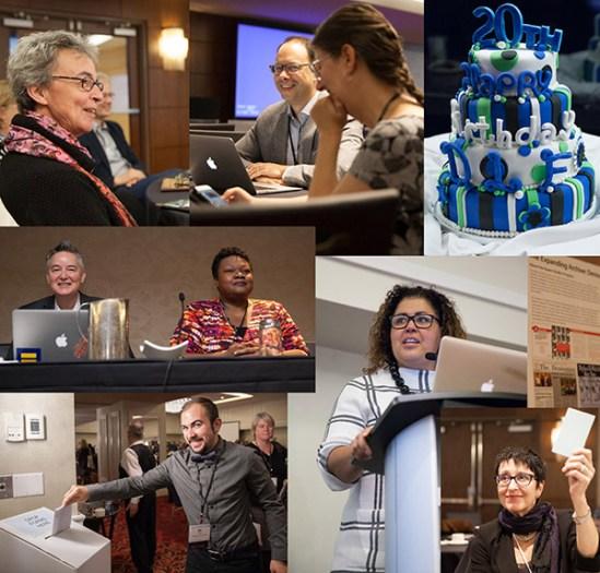 DLF Forum 2015 collage