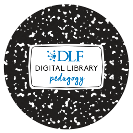 DLF Digital Library Pedagogy Logo