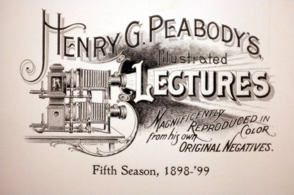 Peabody catalog cover