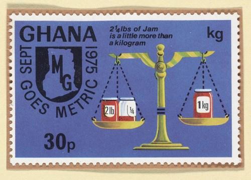 Ghana Stamp