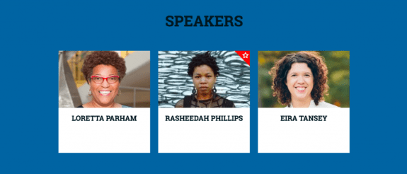 Speakers for the DLF Forum & Affiliated Events