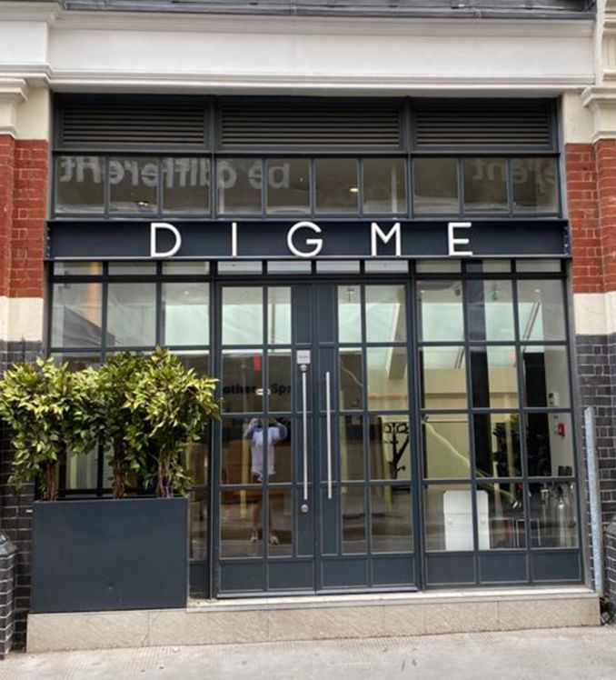 gyms in covent garden digme fitness
