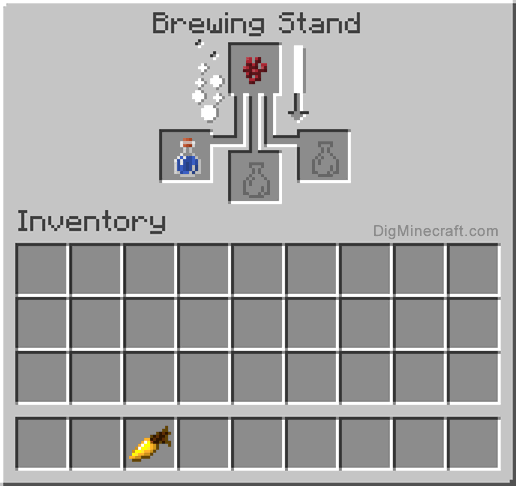 How To Make A Potion Of Night Vision 300 In Minecraft