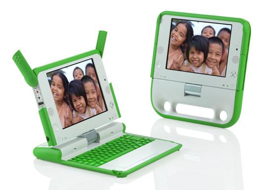 OLPC XO laptop