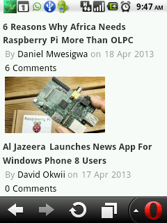 TechPost on Mobile