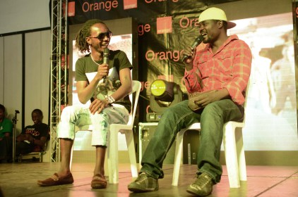 Dikanio The Comedian Does His Thing