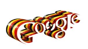 Uganda independence doodle 2013