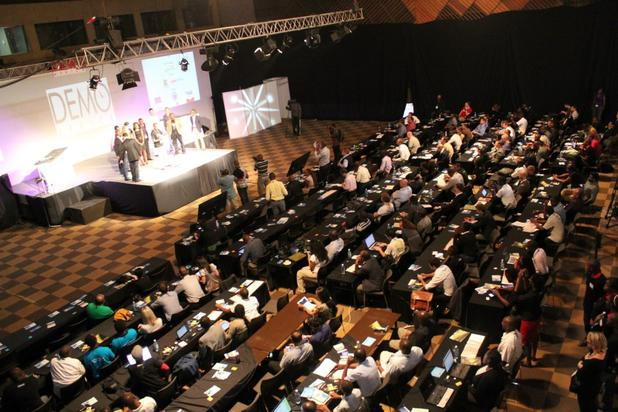Demo Africa conference