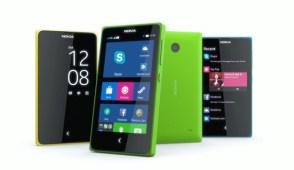 Nokia X photo