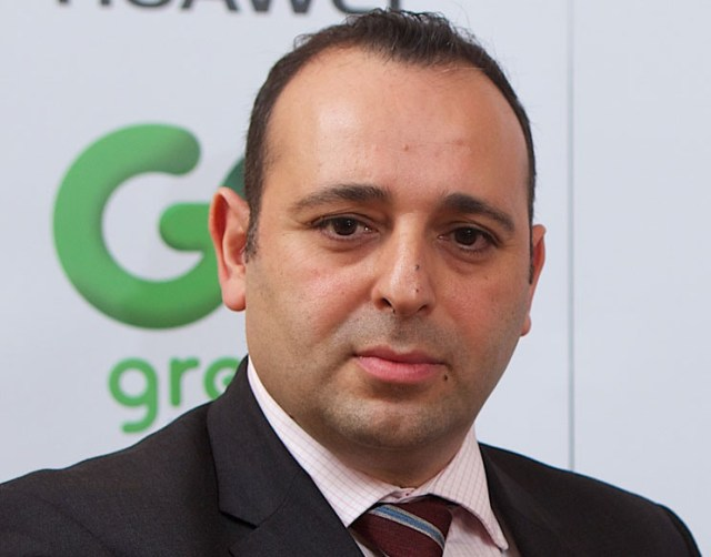 Wafik Al Shater, the CEO LAP GreenN