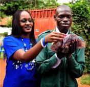 Jackie Kihuguru, Head of Customer Operations Uganda Telecom
