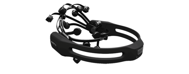The Emotiv EPOC
