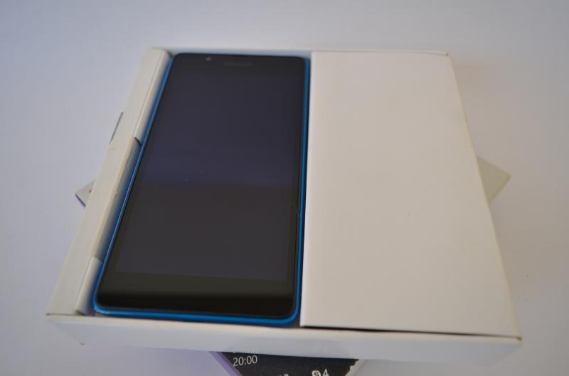 Lumia 540 unboxing