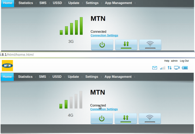 How to force your MTN Uganda MiFi to pick 4G LTE network instead of