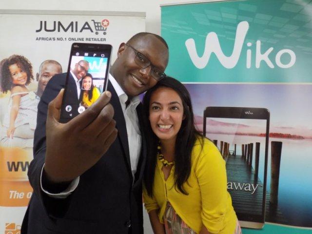Jumia kenya wiko launch