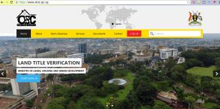 ebiz.go.ug one stop center for uganda business online