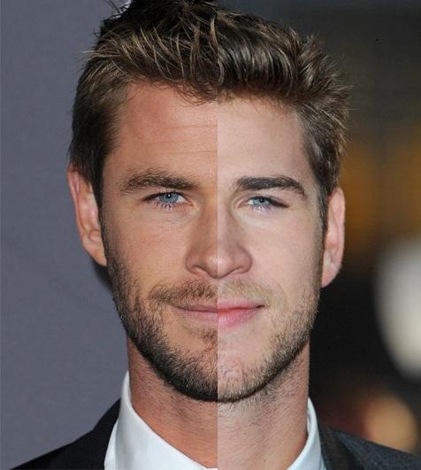 Hemsworth twins