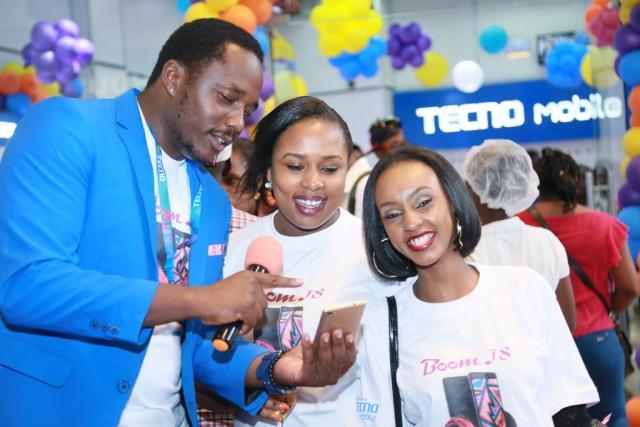 Tecno Boom J7 Kenya Launch - Mobitrends
