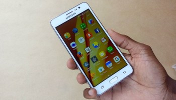 First Impressions With The Samsung Galaxy On5 From Vodafone Uganda