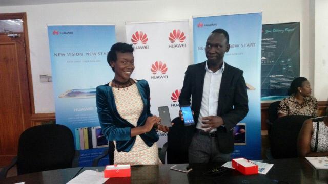 Huawei Y6II Uganda launch