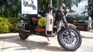 Electric Motorcycles in Uganda