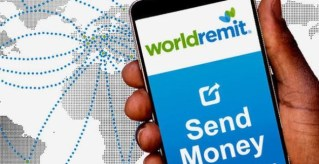 send money within Africa