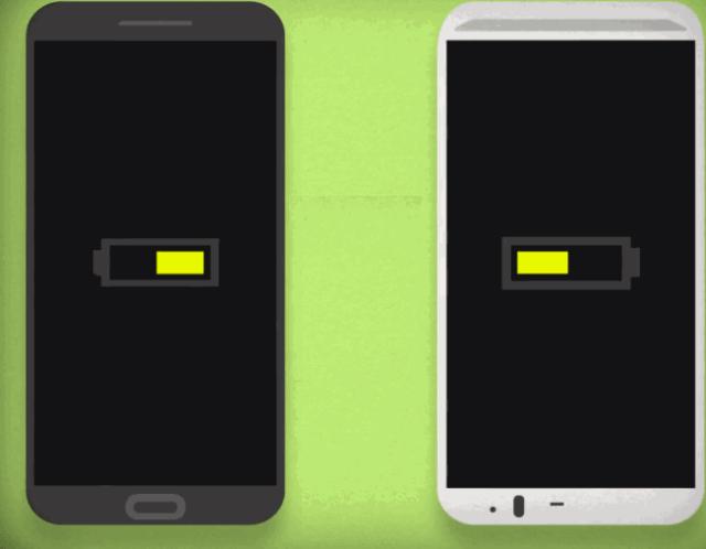 phone to phone wireless charging