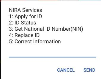 National ID registration