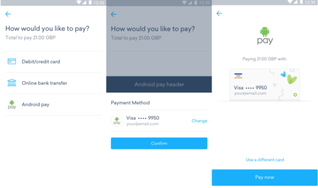 World Remit users can now send money home using Android Pay - Dignited