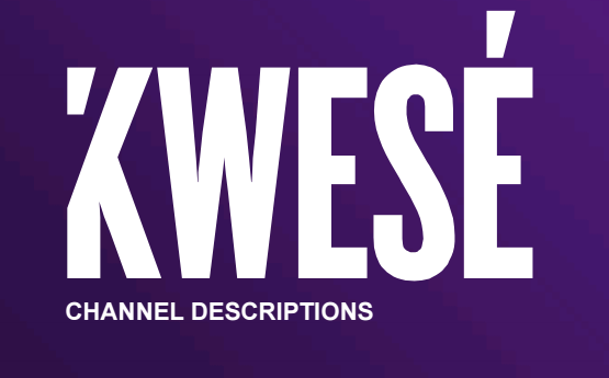 Full Kwese TV channel list - Dignited
