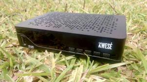 kwese decoder front