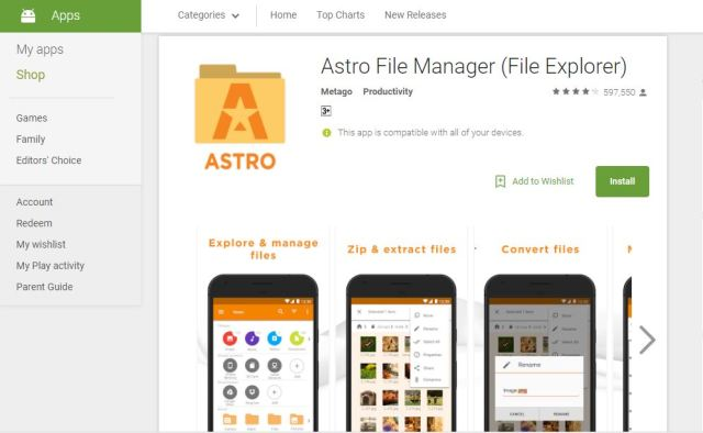 Top 5 Android File Explorers/File Managers - Dignited